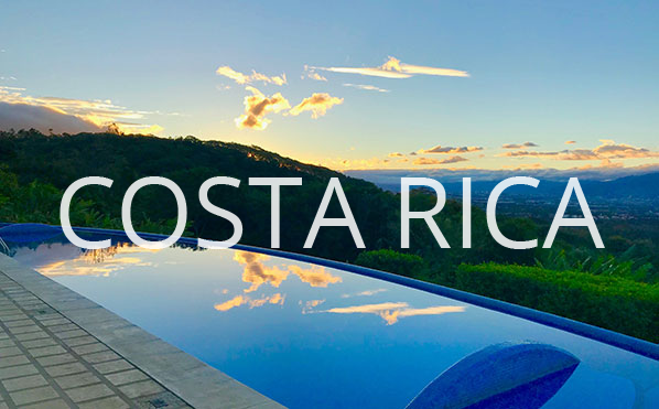Xandari Costa Rica property view