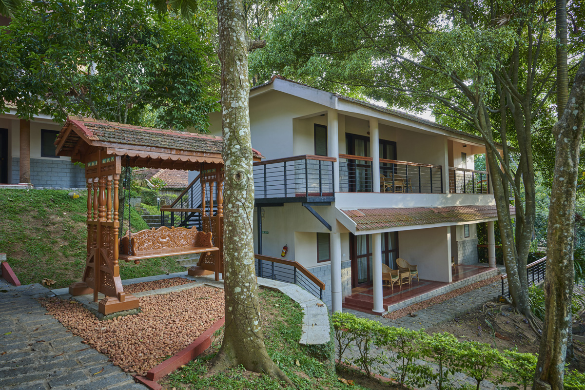 Luxury Resorts in Thekkady Forest, Kerala - Xandari Cardamom