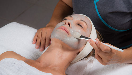 Xandari spa has facial and beauty treatments