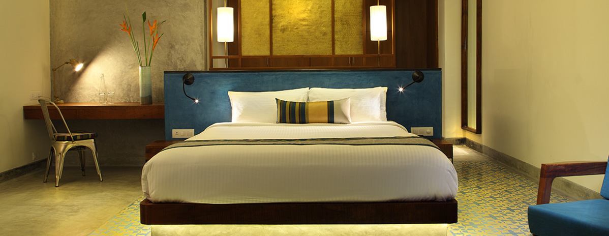 Hotel accommodation in Kochi, Kerala