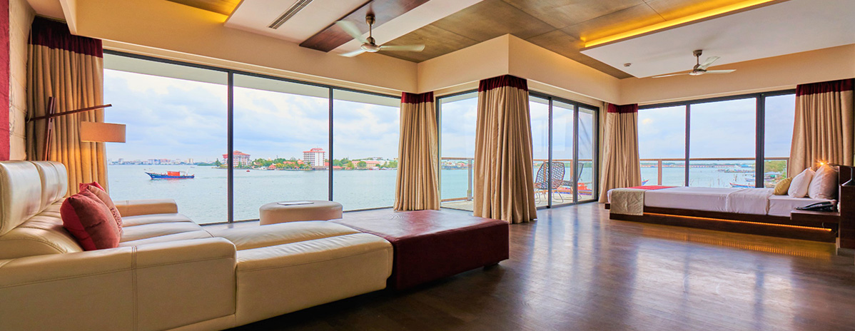 Best Accommodation in Kochi Kerala