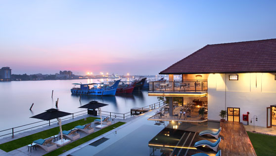 beach resorts in kochi