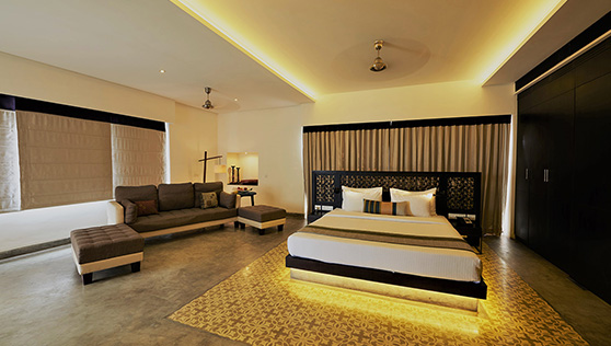 Best hotel rooms in kochi