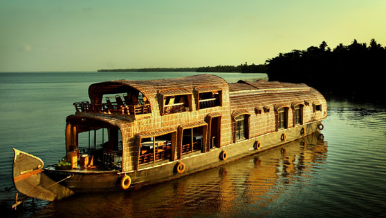 double deck houseboat Xandari Riverscapes